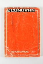econovan rh abouttimespares com au 1994 ford econovan repair manual Ford Econovan Malaysia